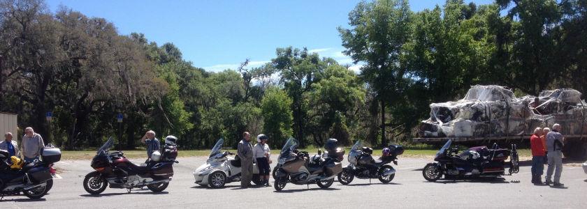 bmw motorcycle riders club of daytona beach florida